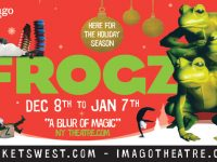 Imago Theater frogz