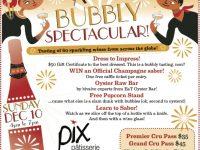 A Bubbly Spectacular