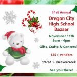 Willamette valley events oregon city dundee corvallis for Holiday craft fairs portland oregon