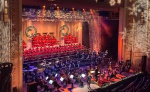December 8-10 @ Arlene Schnitzer Concert Hall - This 19-year tradition keeps getting bigger and better. The region's premier gospel singers and the Oregon Symphony orchestra will have you on your feet, clapping and shouting, celebrating the true spirit of the season. Don't miss out on this exhilarating experience!