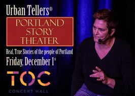 PDX Story Theater: URBAN TELLERS®