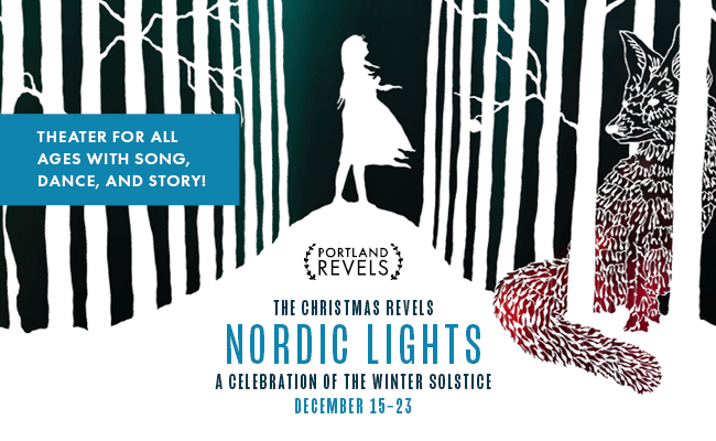 The Christmas Revels 2017 Nordic Lights St Mary S Academy