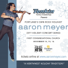 Holiday Concert Series w/ Concert Rock Violinist Aaron Meyer