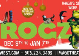 Frogz @ Imago Theatre feature Image