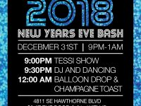 New Years Eve Bash Quarterworld