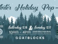 Winter Holiday Pop up