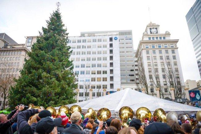 Portland Tuba Christmas 2019 2017 Portland Tuba Holiday / Christmas Concert In Pioneer