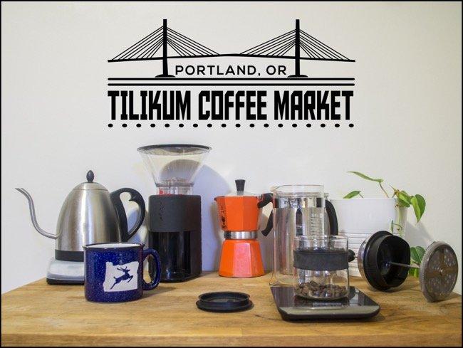 Experience Portland\'s Coffee Culture w/ Tilikum Coffee Market ...