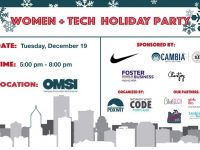 Women in Tech Holiday Party