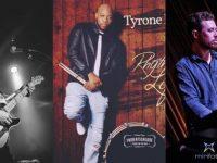 Clark / Russell / Hendrix Organ Trio
