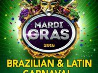 Brazilian & Latin Mardi Gras-Carnaval @ Goodfoot