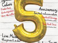 5 Year Anniversary Poster_4x6