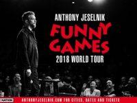 Anthony Jeselnik- Funny Games