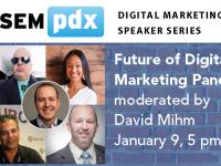 The Future of Digital Marketing (Panel)