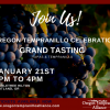 Oregon Tempranillo Celebration 2018