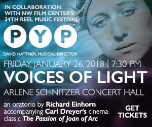 Win Tickets Portland Youth Philharmonic Presents Voices Of - Arlene schnitzer tickets