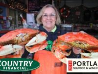 Seafood & Wine Banner - Country Financial