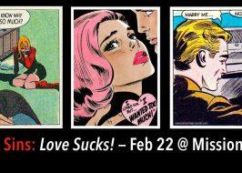 7 Deadly Sins: Love Sucks