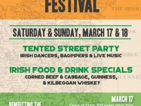 St. Patrick's Festival @ Paddy's Bar & Grill