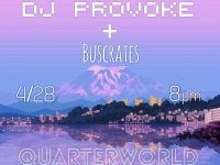 DJ Provoke + Buscrates