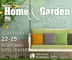 Central oregon events bend sunriver sisters redmond black butte more portland events for Portland spring home and garden show 2017