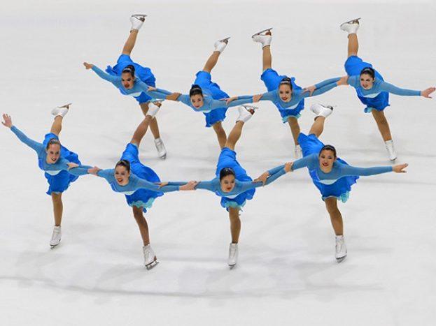 U.S. Synchronized Figure Skating