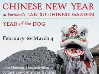 Chinese New Year—Year of the Dog