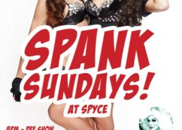 Spank Sundays Social Media Post