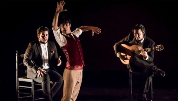 World-Renowned Flamenco Dancer Jesús Carmona
