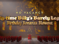 Big-time Billy's Barely Legal Birthday Bonanza Blowout