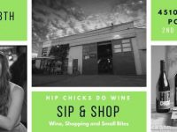 Sip & Shop April