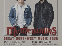 talbott bros McMenamins Great Northwest Music Tour