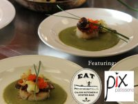 Winter Dinner Series With EaT Oyster Bar & Pix Patisserie