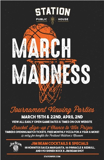 Free basketball brackets for prizes