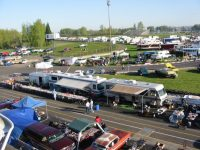 Portland International Raceway Auto Swap Meet