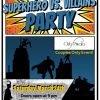 superhero vs villans