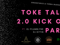 Toke Talks 2.0 Kick Off Party