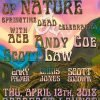 Wonders of Nature featuring Scott Law and Andy Coe @ The Goodfoot
