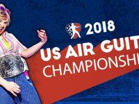 Portland Air Guitar Championships
