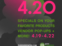 pure green 420