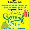 NW'S LARGEST Garage Sale & Vintage Sale
