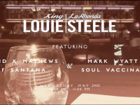 King Louie & LaRhonda Steele Featuring David K Mathews (Santana)