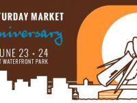 Portland Saturday Market 45th Anniversary