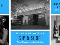 Sip & Shop!  June
