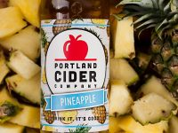 Porrtland Cider Pineapple