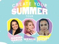 CREATE YOUR SUMMER TOUR
