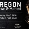 Single Barrel Release Party for Oregon Grown & Malted Westward American Single Malt Whiskey