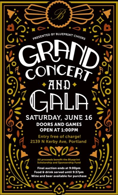 Blueprint choirs presents gala and grand concert free silent gala grand concert june 16 2018 1p free all ages more info blueprintarts blueprint choral ensemble concerts malvernweather Image collections