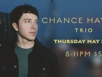 Chance Hayden Trio @ No Vacancy Lounge