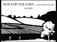Run for the Oaks @ Left Coast Cellars